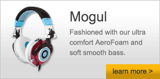 Mogul - Fashioned with our ultra comfort AeroFoam and soft smooth base. - Learn More